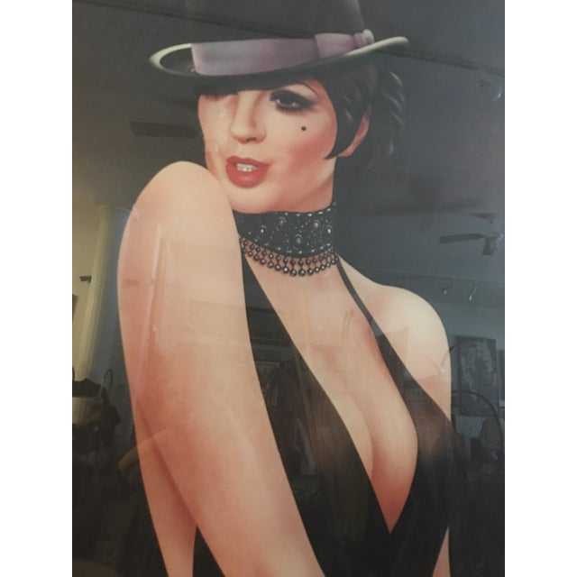 1972 London Telegraph Lisa Minnelli Cabaret Poster - Image 9 of 11