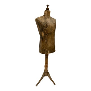 Belgian Hand Crafted Male Mannequin For Sale