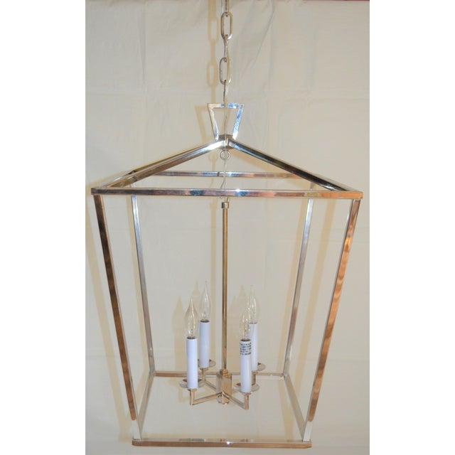 Visual Comfort Medium Darlana Lantern For Sale - Image 9 of 9
