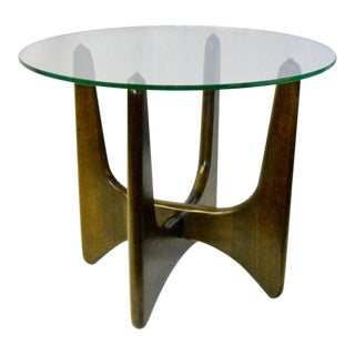 1960s Mid Century Modern Adrian Pearsall Side/End Table For Sale