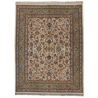 20th Century Persian Style Rug - 9′ × 12′ For Sale
