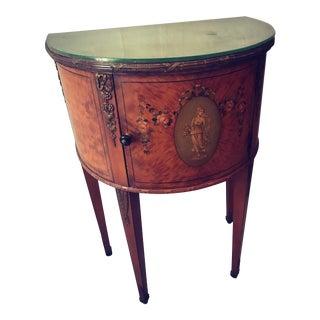 Venetian Side Cabinet