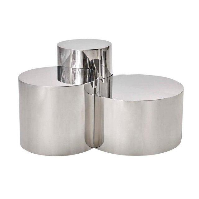 """Geometria: Cerchi #4"" Coffee Table For Sale - Image 11 of 12"