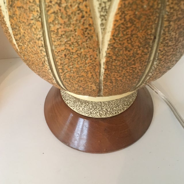 1950s Mid-Century Modern f.a.i.p. Table Lamps - a Pair For Sale - Image 5 of 9