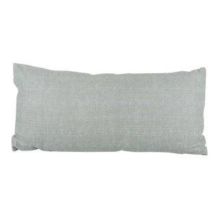 Custom-Made Designer Lumbar Pillow With Down Insert For Sale