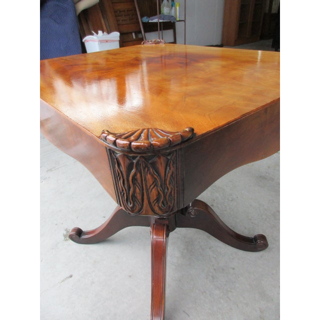 Antique Pedestal Side or Accent Table For Sale - Image 4 of 11