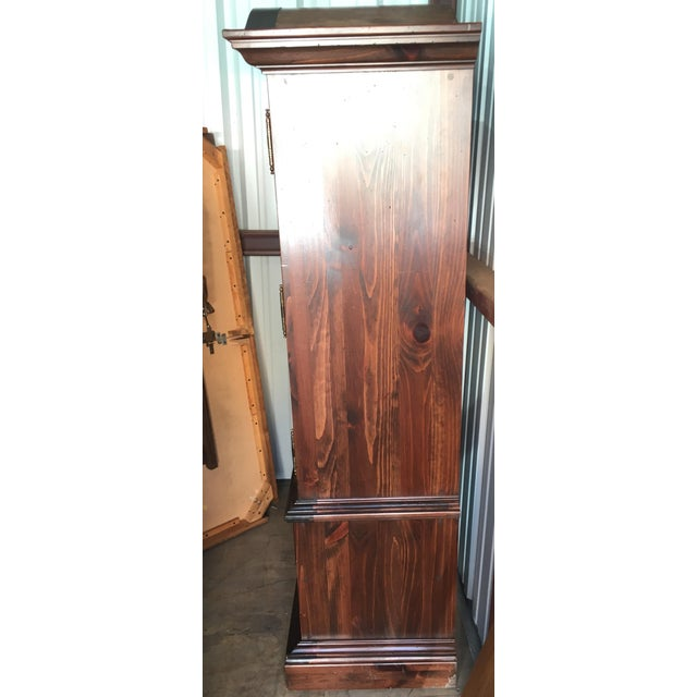 Ethan Allen Mahogany Armoire - Image 4 of 11