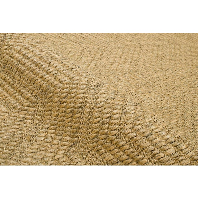 Stark Studio Rugs, Elan, Seagrass, 4' X 6' For Sale - Image 6 of 7