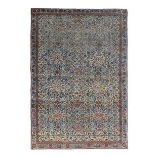 Early 20th Century Persian Bakhtiari Rug For Sale