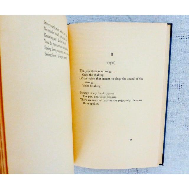 Edna St. Vincent Millay 'Huntsman What Quarry?' 1939 Book - Image 7 of 9