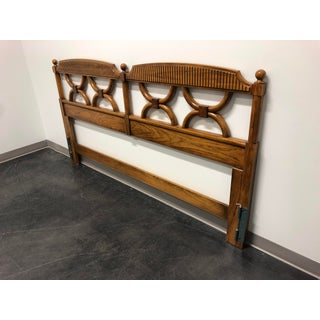Thomasville Stroupe Faux Bamboo King Headboard Preview