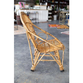 Early 21st Century Vintage Rattan Bungalow Chair Preview