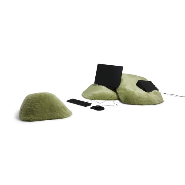 Pillow Computer by Schimmel & Schweikle for alfa.brusselse For Sale - Image 10 of 10