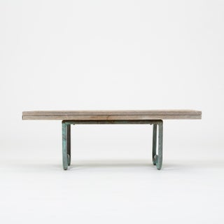 Wooden Top Side Tables by Walter Lamb for Brown Jordan Preview