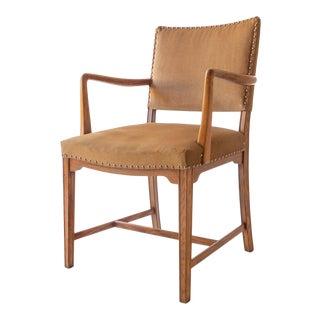 Illums Bolighus, Rare Danish Modern Oak Armchairs, Four Available For Sale
