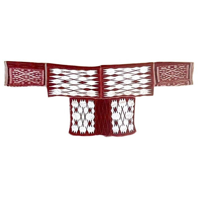 Ceremonial Cape Textile Art from Miao People For Sale - Image 13 of 13