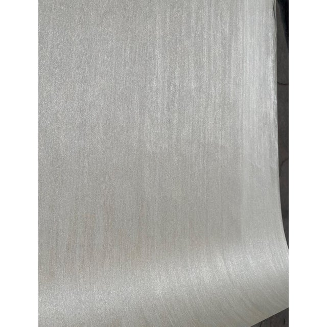 Cream & Gold highlighted viscose face wall covering. Non woven fabric back. Class A. Manufacturer: Omexco Made...