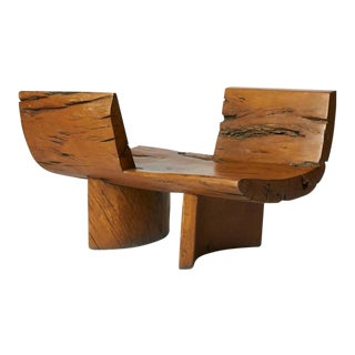Tete a Tete Bench by Hugo Franca For Sale