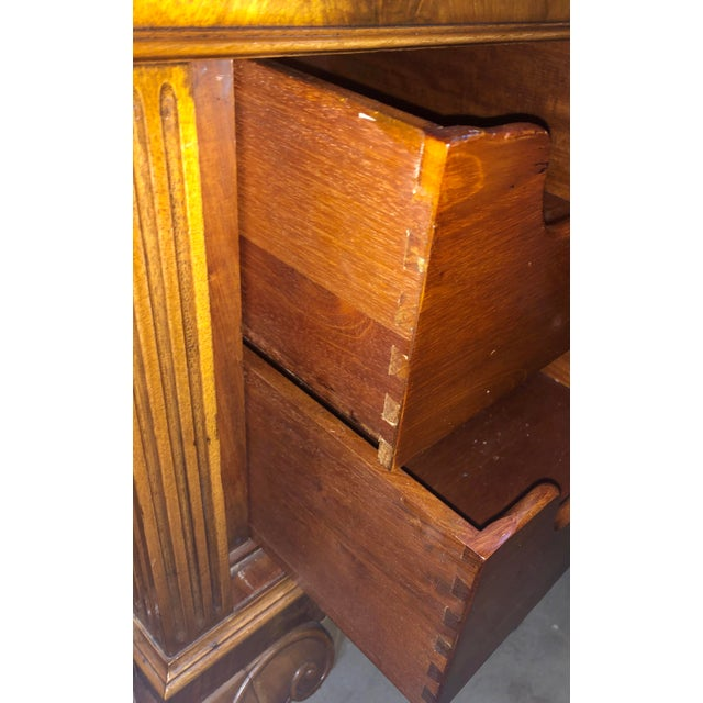 Early 20th Century Louis XV Style Sideboard Buffet For Sale - Image 11 of 12