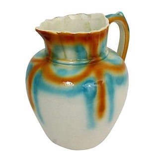 Ironstone Earthenware Pitcher