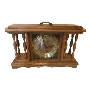 Franz H. Vintage Mantel Clock For Sale