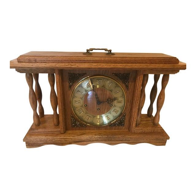Franz H. Vintage Mantel Clock For Sale