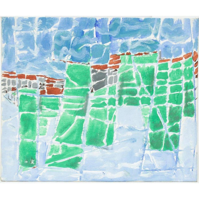 Seymour Boardman is represented in collections including: the Whitney Museum, the Guggenheim, Newark Museum, Cornell...