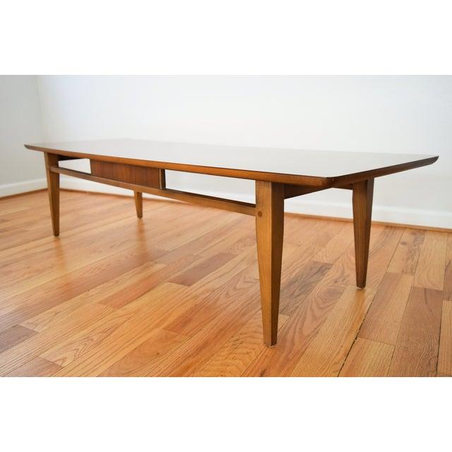 Mid Century Vintage Lane Coffee Table Chairish