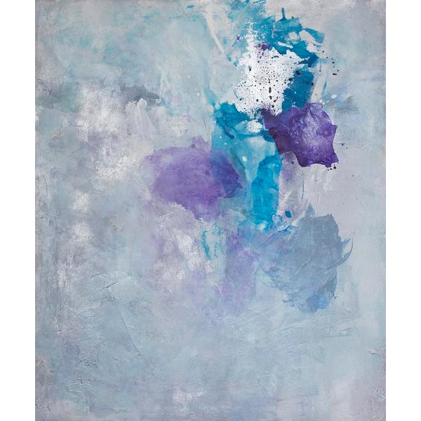 Abstract Julia Contacessi, Plume, 2014 For Sale - Image 3 of 3