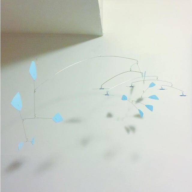 Mid-Century Modern Calder Style Mobile - Image 2 of 11