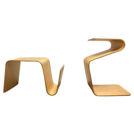 Eric Pfeiffer Mag Tables By Offi   A Pair For Sale