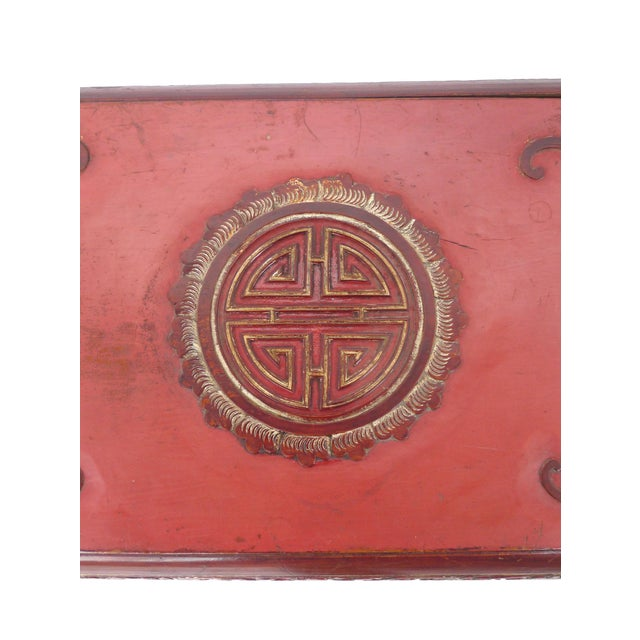 Antique Chinese Scholar Boxes - A Pair - Image 4 of 10