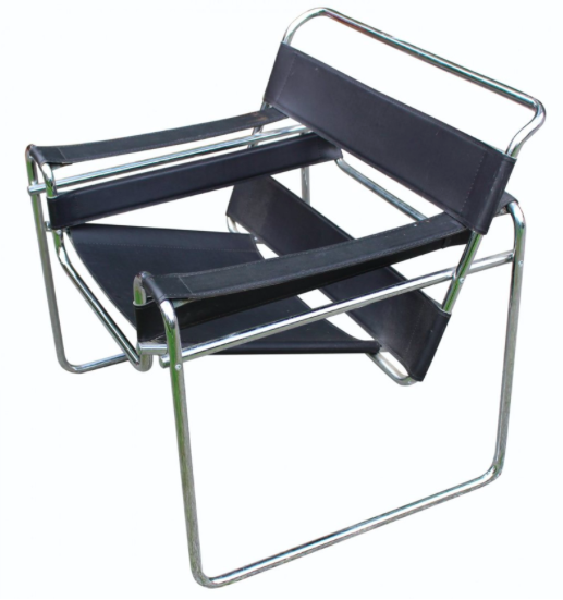 Knoll Wassily Style Chair   Image 3 Of 6