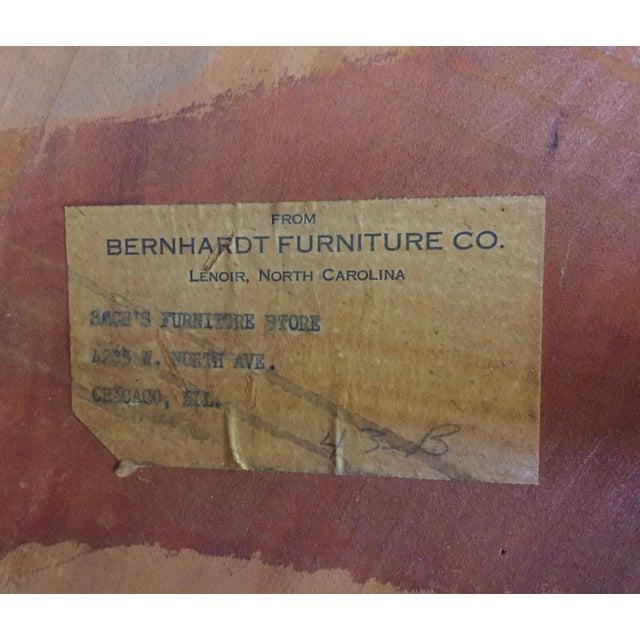 Vintage Bernhardt Sideboard Buffet For Sale In Chicago - Image 6 of 10