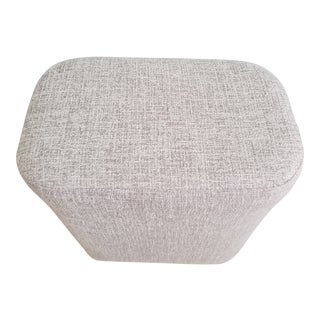 Modern Upholstered Stool or Accent Pieces For Sale