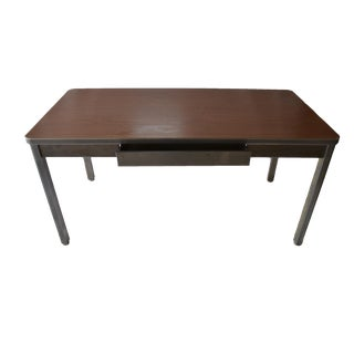 Vintage Steelcase Desk