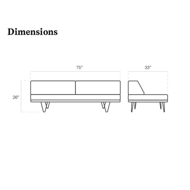 George Nelson Case Study Daybed - Image 4 of 4