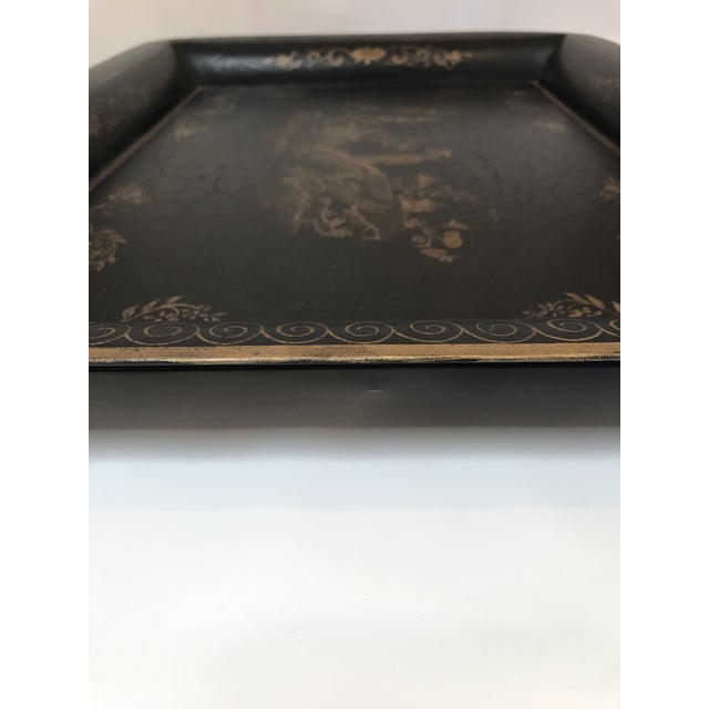 John Richard Chinoiserie Serving Tray - Image 3 of 3