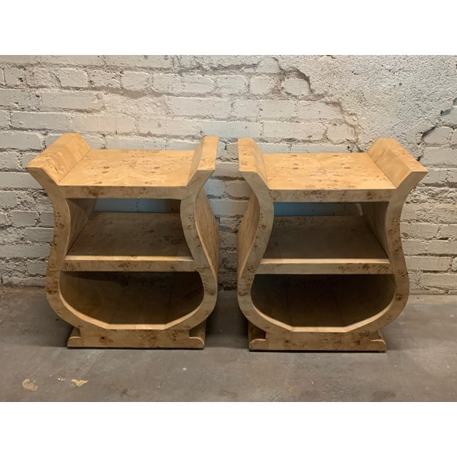 1950s French Freeform Side Tables - a Pair For Sale In Los Angeles - Image 6 of 6
