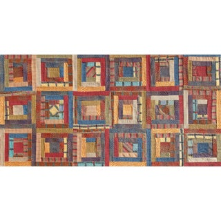 "Missoni ""No. 2 - Squares"" Wool Tapestry"