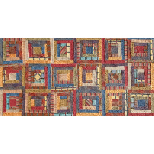 "Missoni ""No. 2 - Squares"" Wool Tapestry For Sale"