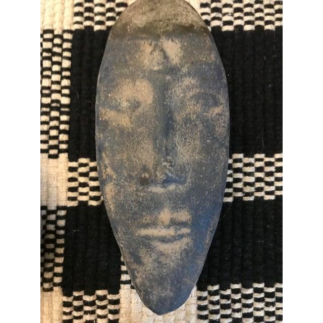 Vintage Decorative Heads- Set of 3 For Sale - Image 4 of 8