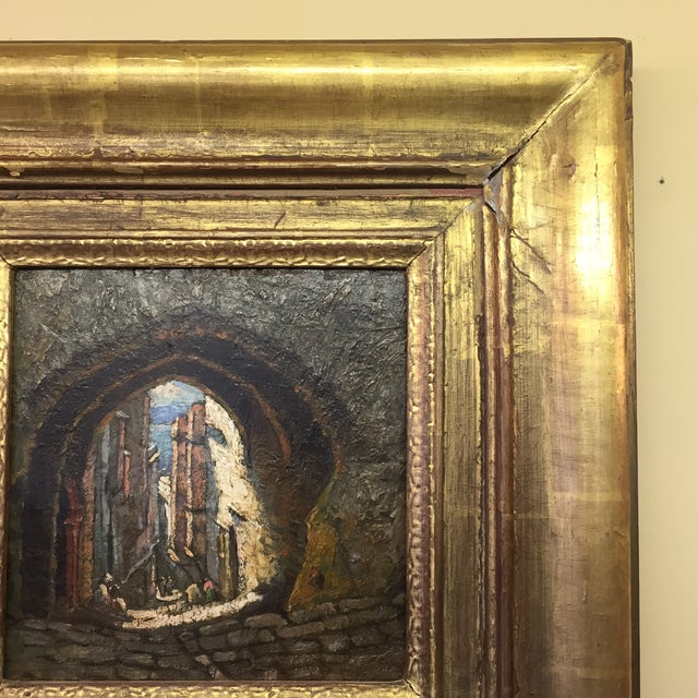 Addison Millar Orientalist Oil Painting For Sale - Image 4 of 7