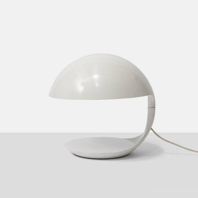 Cobra Lamp by Elio Martinelli for Martinelli Luce For Sale In San Francisco - Image 6 of 6