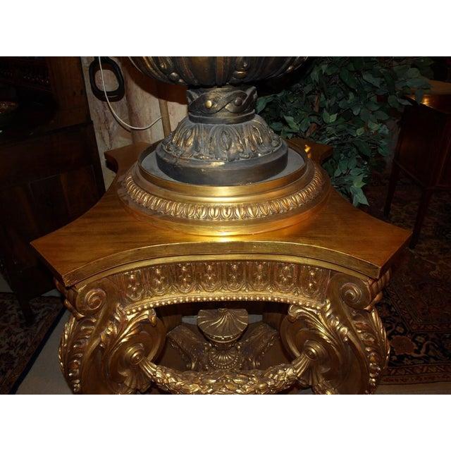 Antique Pair of Magnificent Pedestals - Image 7 of 7