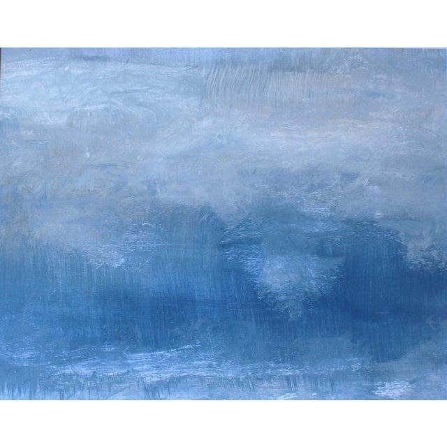Rainstorm Modern Abstract Original Painting - Image 3 of 3
