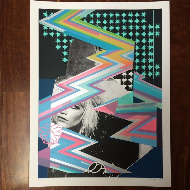Blondie Silkscreen Poster - Image 3 of 8