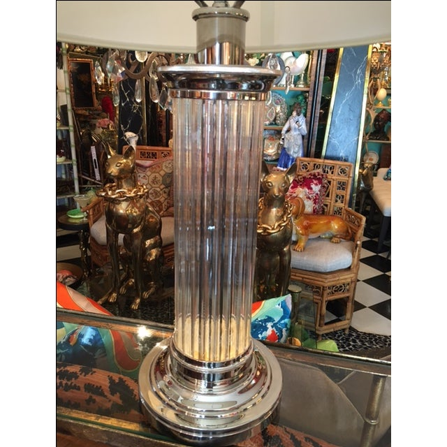 Mid-Century Modern Robert Abbey Lamps - Pair For Sale - Image 3 of 6
