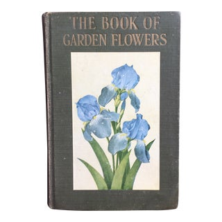 1932 the Book of Garden Flowers Book For Sale