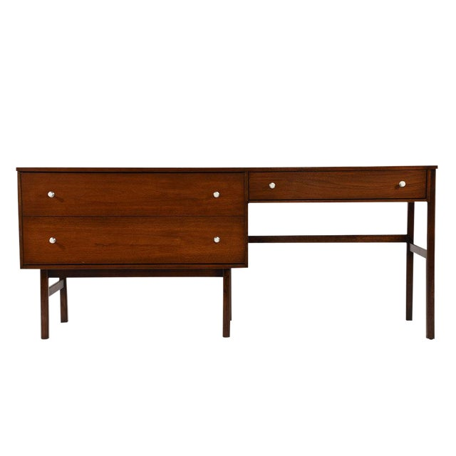 Mid-Century Modern-style Desk by Basset Furniture For Sale
